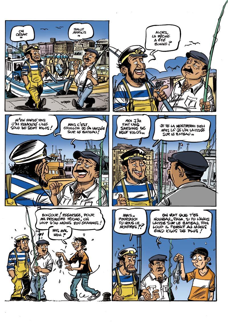 marseillais sardine