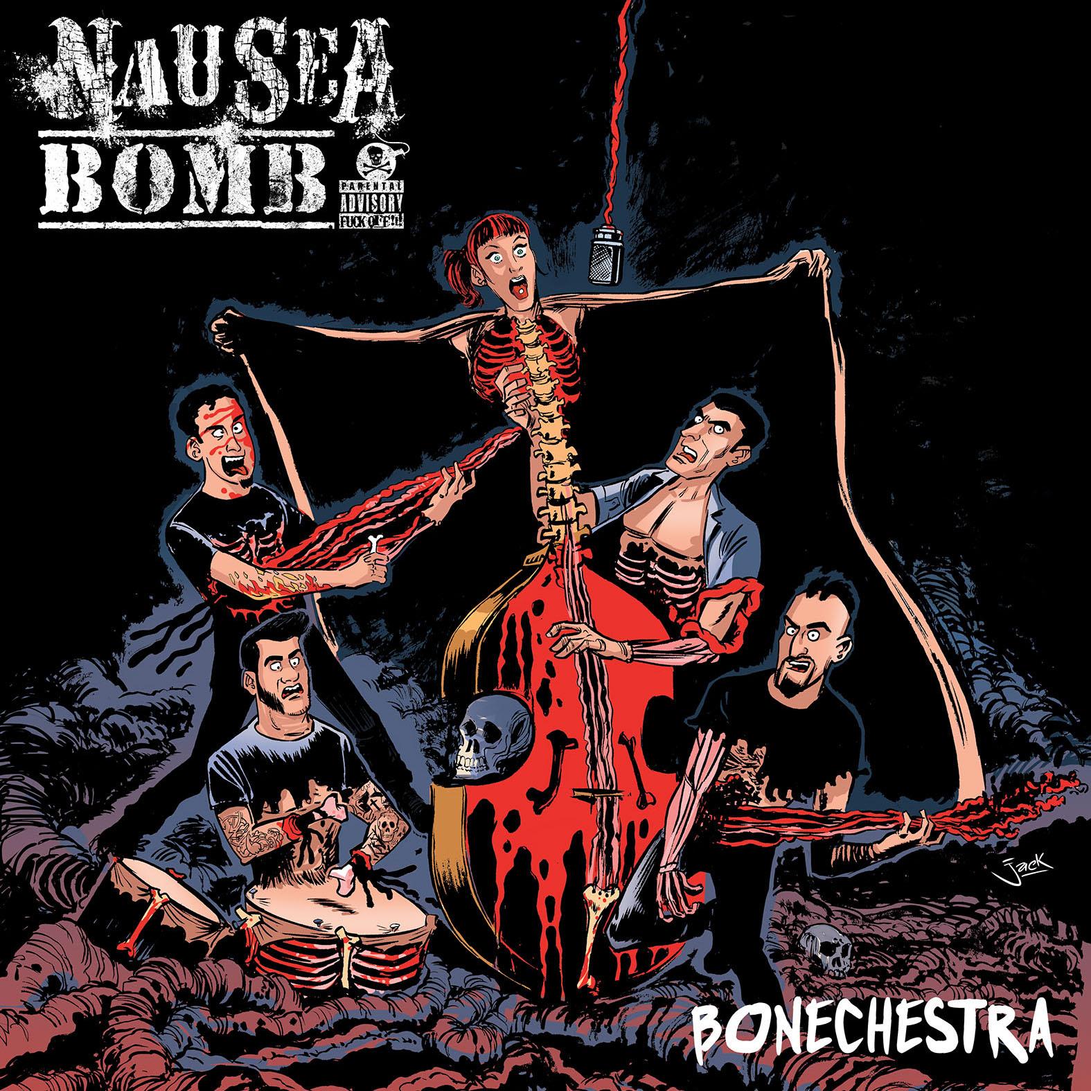 Nausea bomb