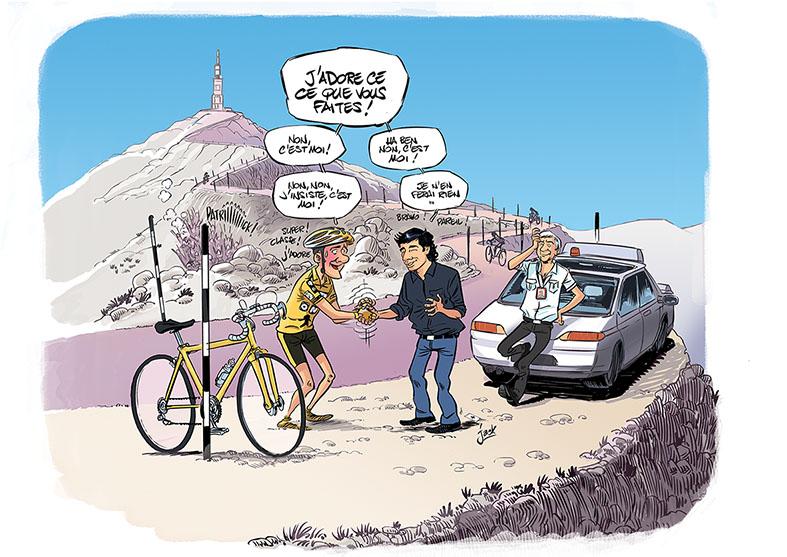 Tour de France Bruel