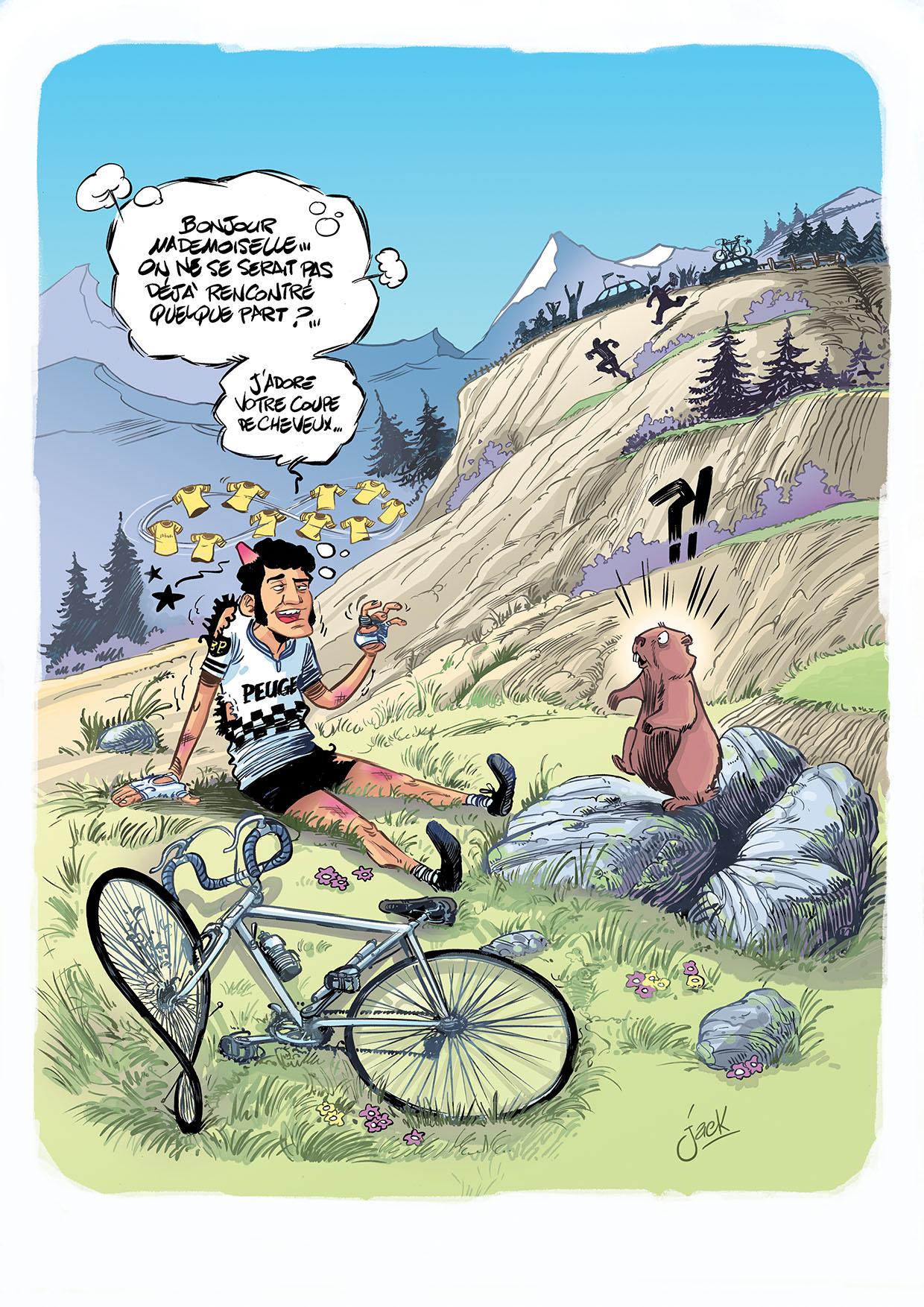 Tour de France 100 ans 1