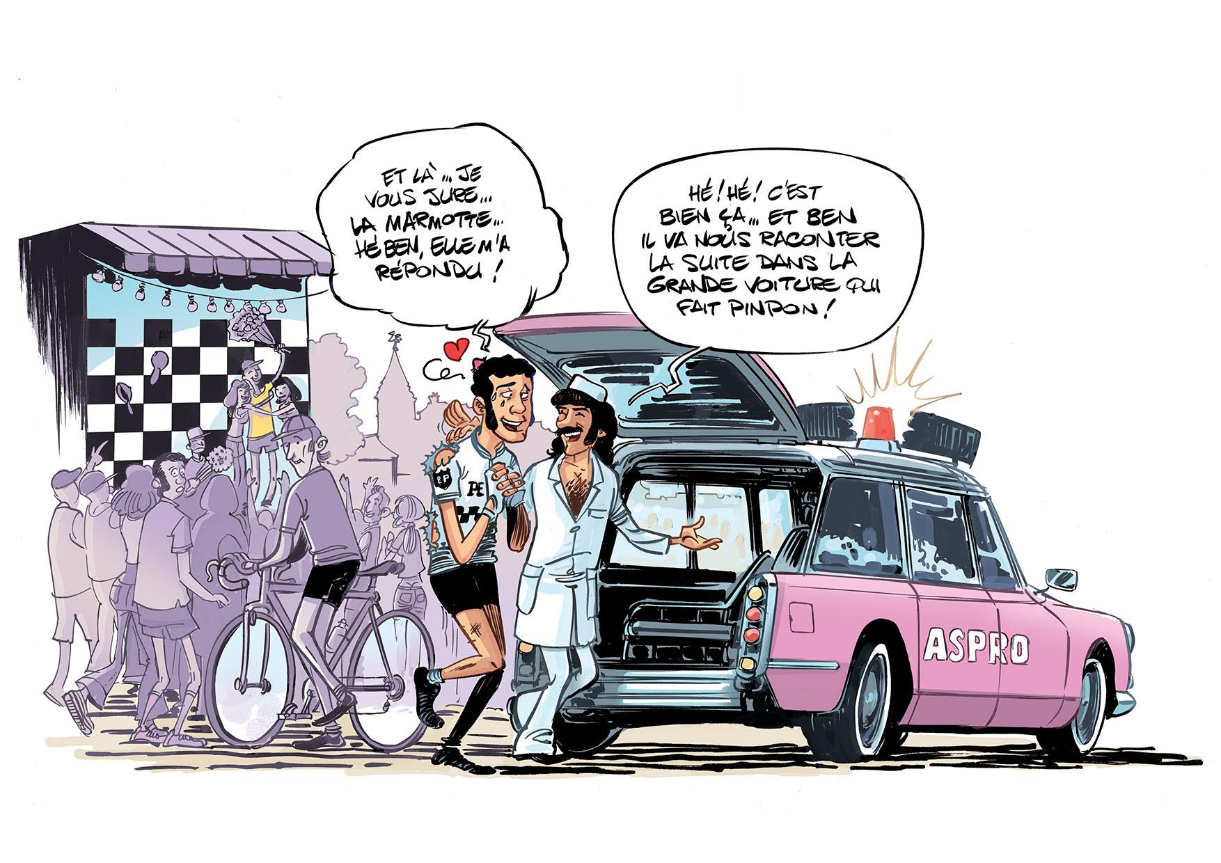 Tour de France 100 ans 3